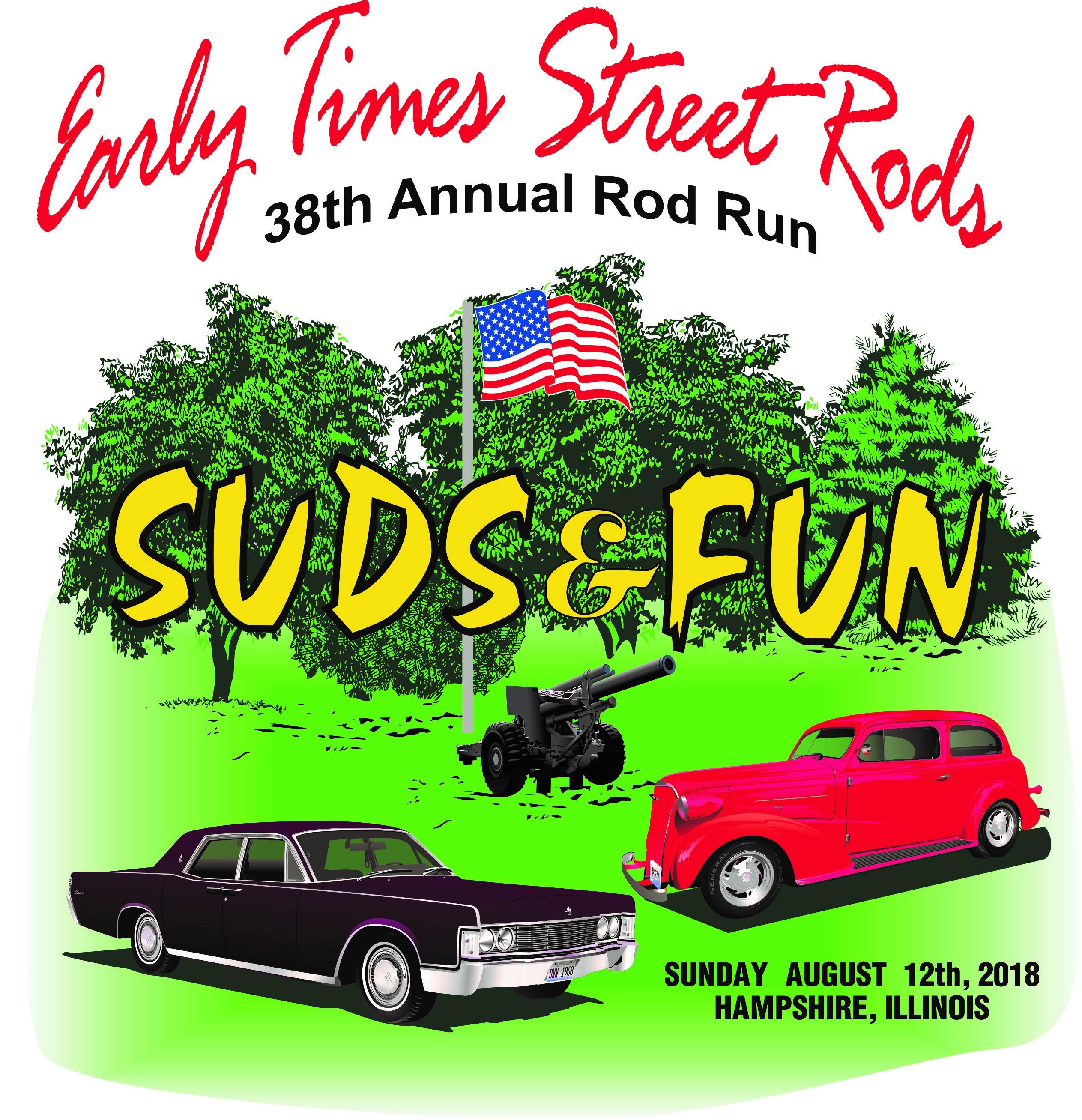 ETSRSuds And Fun Car Show - Car show sunday